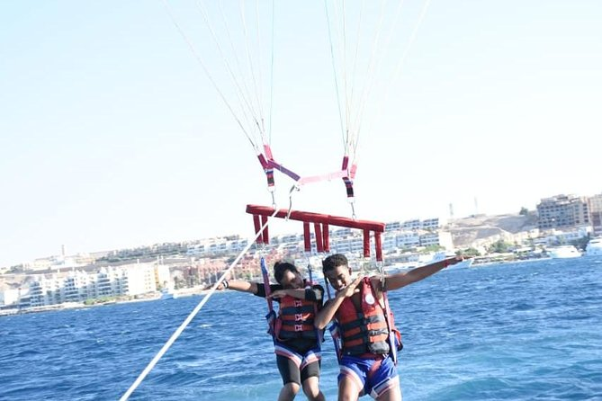 Parasailing HURGHADA photo 170
