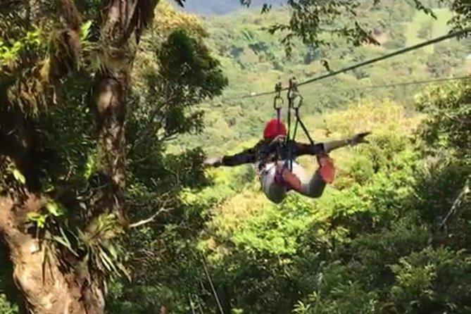 Tirolinas & Hanging Bridges Day Trip in Monteverde