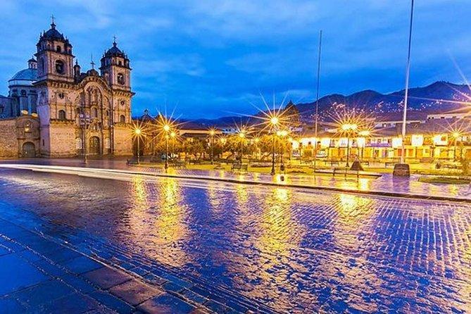 Cusco City Tour (Half Day)