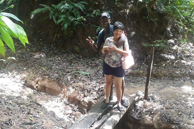 Embera Tribe - Native Panamanians