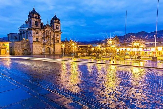 Cusco City Tour Four Ruins Half-Day Tour
