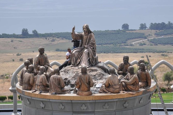 In the footsteps of Jesus - Private Tour of Nazareth & the Sea of Galilee