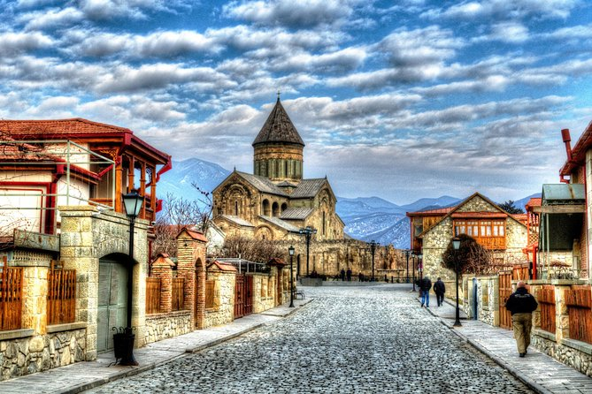 Four Historical Places: Mtskheta-Gori-Uplistsikhe-Jvari Monastery- Private Tour