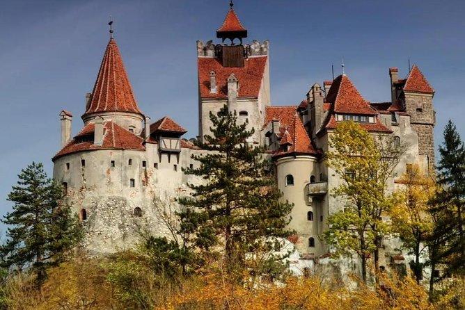 Dracula's Castle, Peles Castle & Brașov city, Private tour