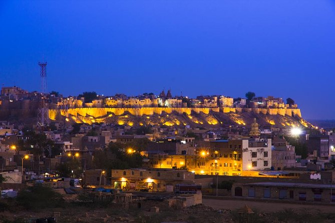 Jaisalmer Under the Stars - Night Walk Tour