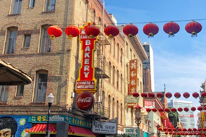 San Francisco Chinatown, Russian Hill, And North Beach Tour