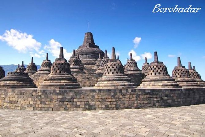 Jogyakarta Private Tour With Guide and Lunch