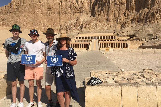 West Bank classic (valley of the kings - queen Hatshepsut temple -Memnon status) photo 2