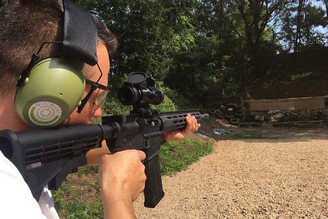 Shooting Range Krakow - Package XL