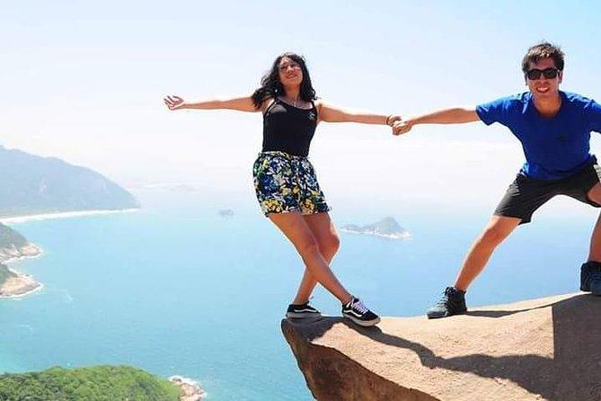 Rio de Janeiro Pedra do Telegrafo Hike