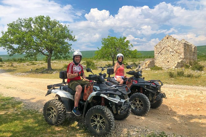 Best ATV Quad Safari from Split photo 1