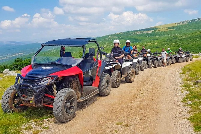 Best ATV Quad Safari from Split photo 14