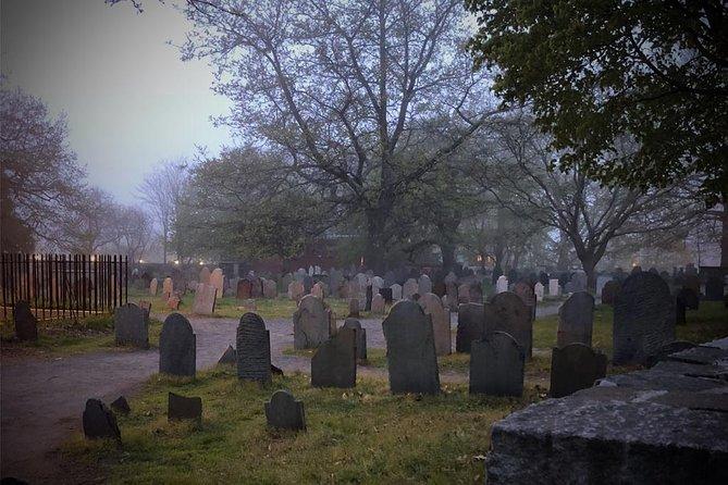 Historical Salem Cemetery Walking Tour