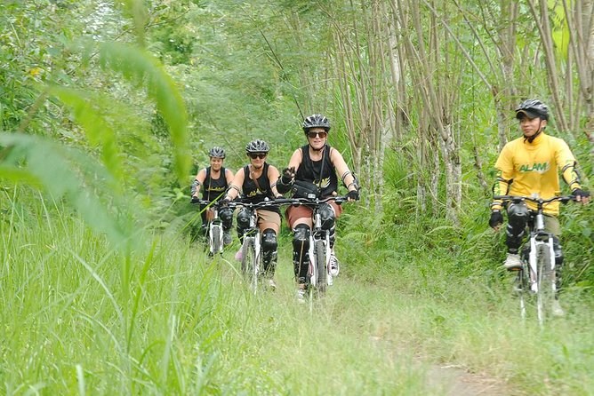 Bali Downhill Cycling and White Water Rafting photo 14