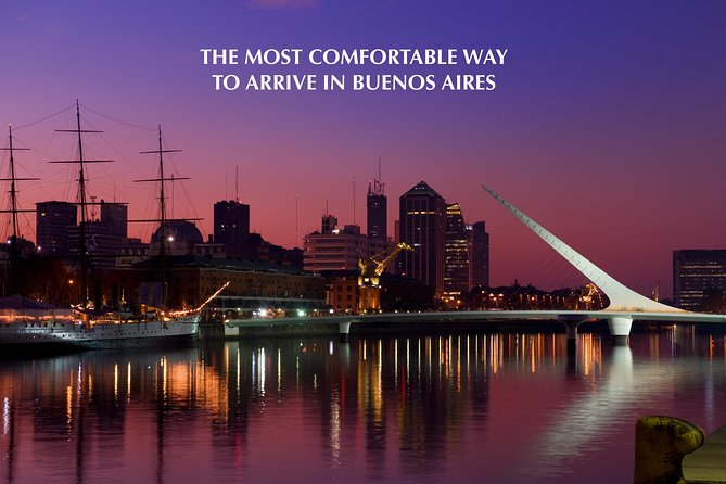 Transfer from Buenos Aires (EZE) Airport to Hotel in City Center