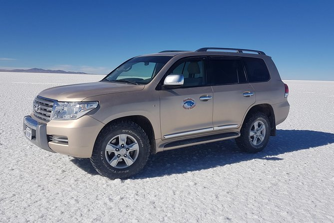 Uyuni Salt Flats Full Day