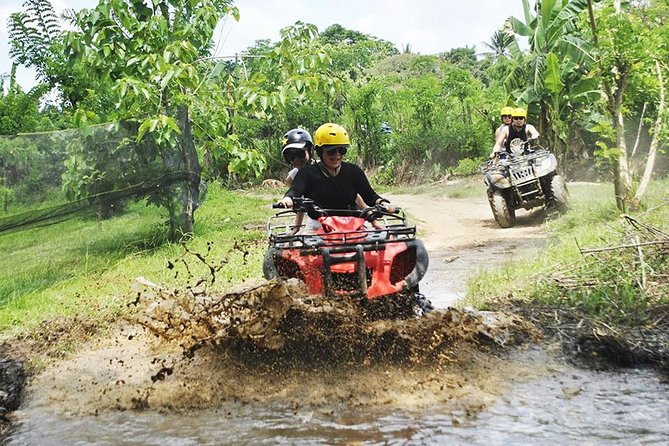 Bali Swing, White Water Rafting and ATV Ride