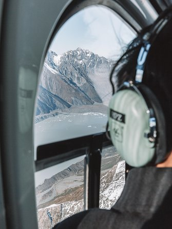 25-Minute Helicopter flight including an alpine landing