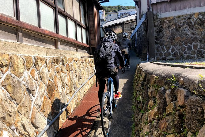Shirahama Alley Backside Expedition