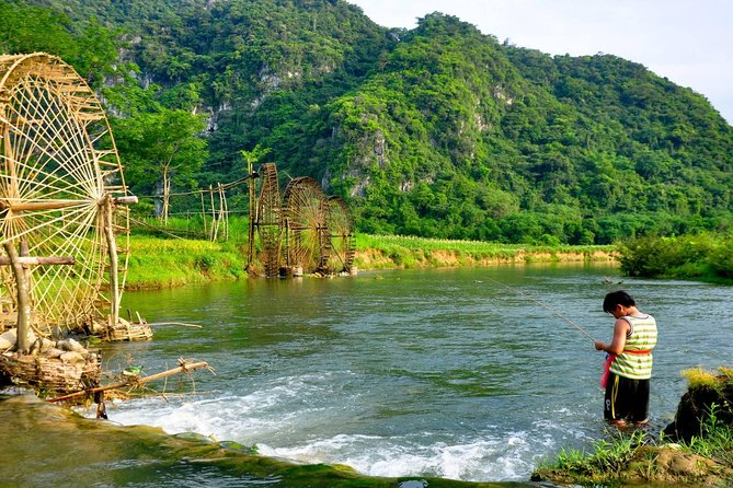 Mai Chau - Pu Luong 2 days group tour