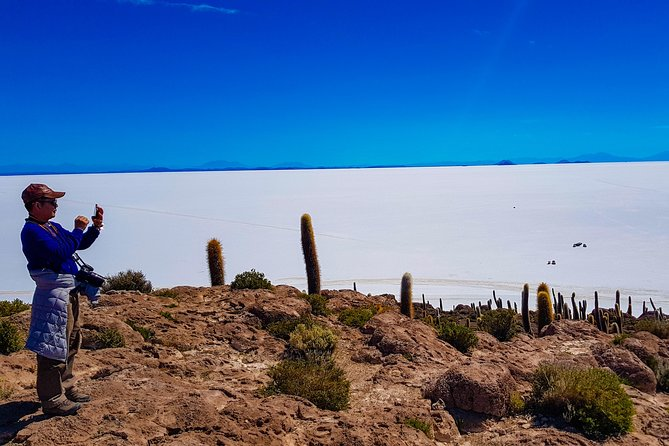 Uyuni Salt Flats 3 Days/ 2 Nights with English Speaking Guide
