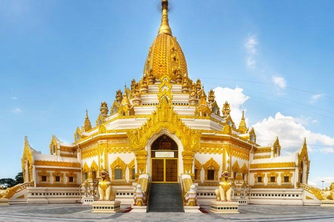 Yangon Temple Tour, Museum And Shopping Tour