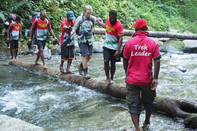 ADVENTURE KOKODA 8 Day Kokoda Trail Trek
