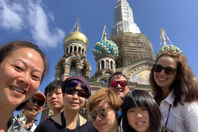 2 Day Top-Guided Mini-Group Shore Excursion Introducing The Best of Saint-Petersburg And Its Surroundings