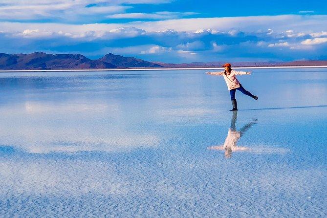 Uyuni Salt Flats 3 Days/2 Night from Hito Cajon.