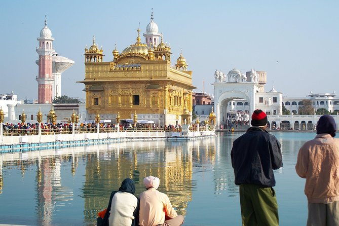 Wagah Border Excursion & Amritsar Tour