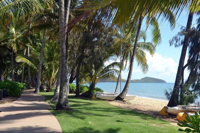 Palm Cove, Clifton Beach, Kewarra Beach to/from Cairns (one way transfer)