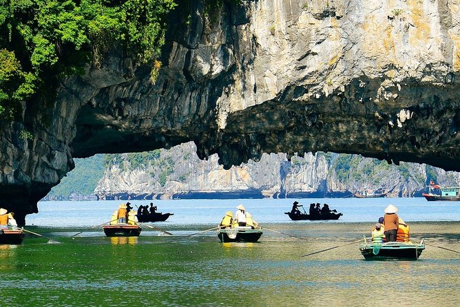 Ha Long One Day Trip - 6 Hours Cruise - Highway Bus
