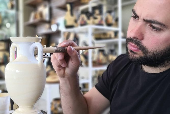 Lessons of handmade Ceramic in Ancient Corinth