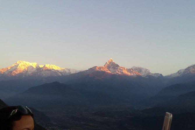 Short Trekking in Pokhara Three Days