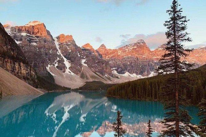 Classic 5D-Banff, Jasper &Yoho National Park Tour from Calgary(Airport transfer)
