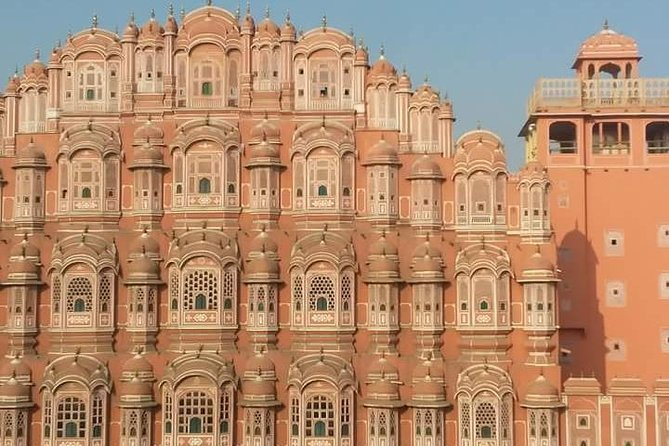 Three days Golden Triangle Tour from Goa with one way flight-(Private Tour)