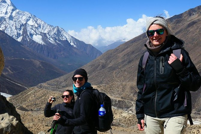 On the hill of the Dingboche