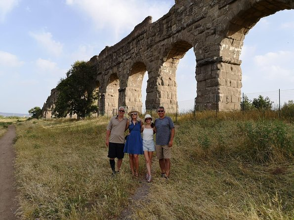 The Park of the Aqueducts Private Walking Tour