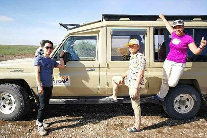 5 Days Safaris In Tanzania 05
