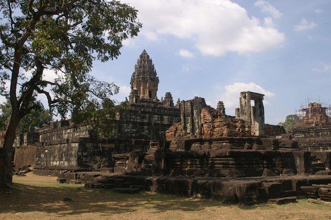 3-Day Angkor, Lake-side Village & Roluos Temples Tour