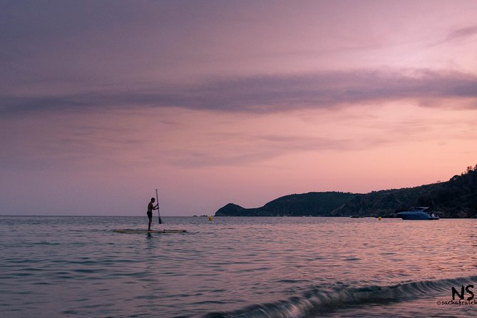SUNSET TRIP IN KAYAK & PADDLE (Pampelonne beach - Cap Camarat)