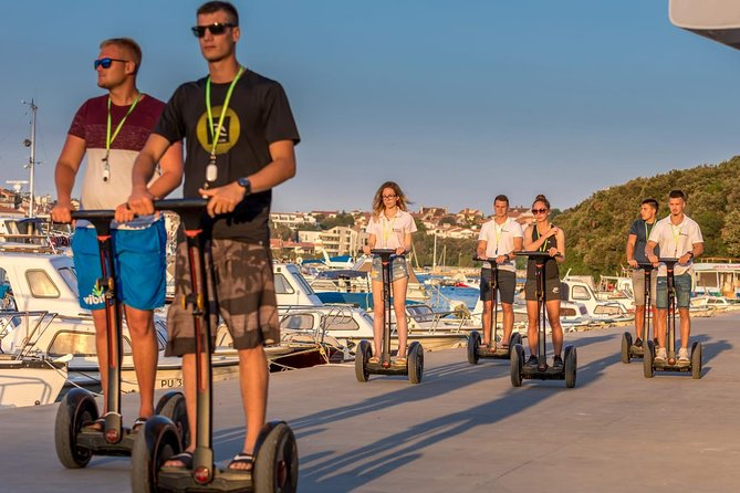 Morning segway and boat tour photo 4