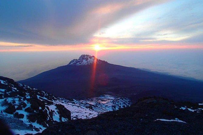 Mount Kilimanjaro Climb 8 Days Lemosho Route (Semi Luxury)