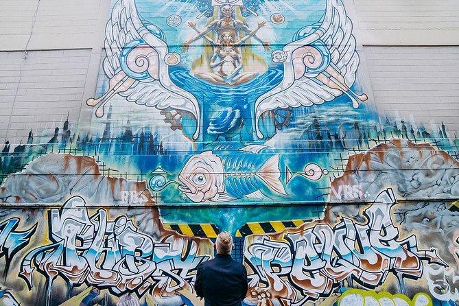 Hipster and Street Art Walking Tour