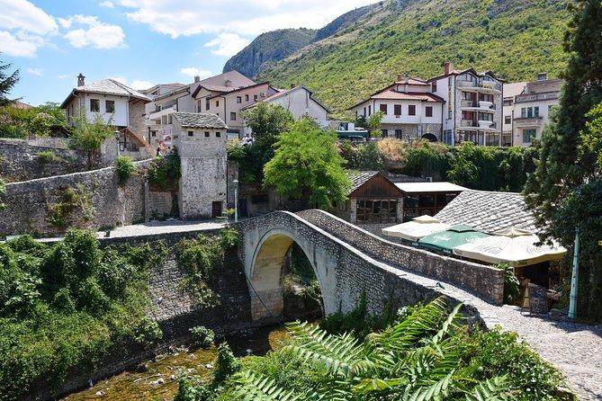 Mostar, Pocitelj und Blagaj Tagesausflug
