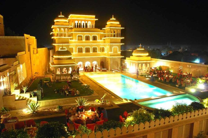 6 Days Golden Triangle Tour with Mandawa {Delhi Agra Jaipur Mandawa Tour}