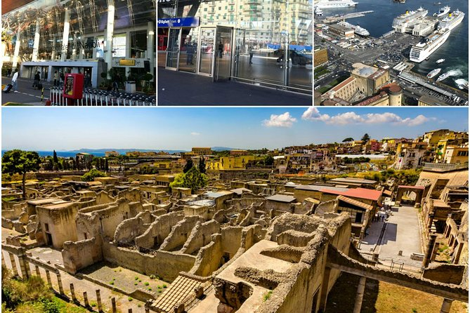 Ercolano Excursion from Naples City photo 1