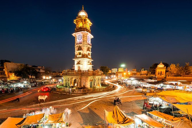 Jodhpur under Moonlight - Night Walk Tour