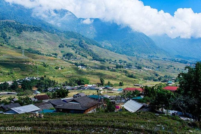 Y Linh Ho, Lao Chai And Ta Van Villages Private Tour Full Day