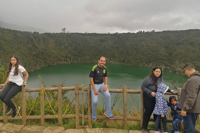 Guatavita and salt cathedral - Group tour and daily departure
